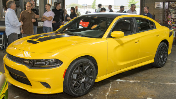 2017 Dodge Charger Daytona Model