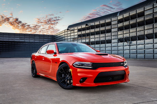 2017 Dodge Charger Hellcat Demon