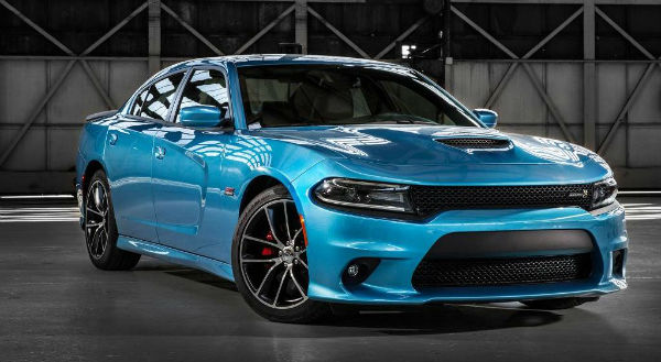 2017 Dodge Charger Hellcat Model