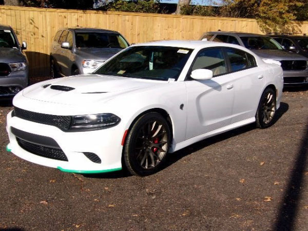 2017 Dodge Charger Hellcat SRT