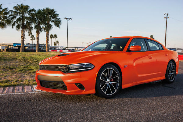 2017 Dodge Charger RT