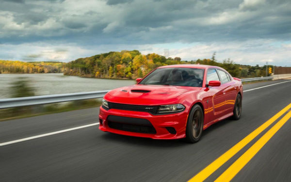 2017 Dodge Charger SRT8