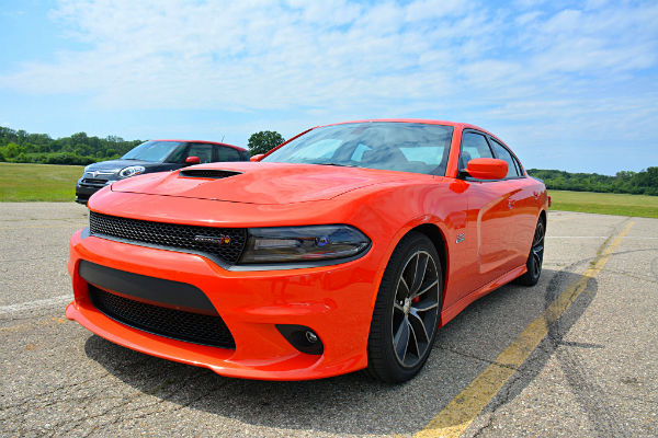 2017 Dodge Charger Scat Pack