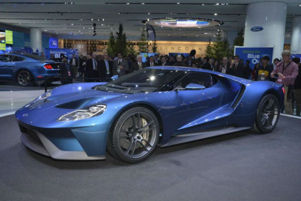 2017 Ford GT EcoBoost