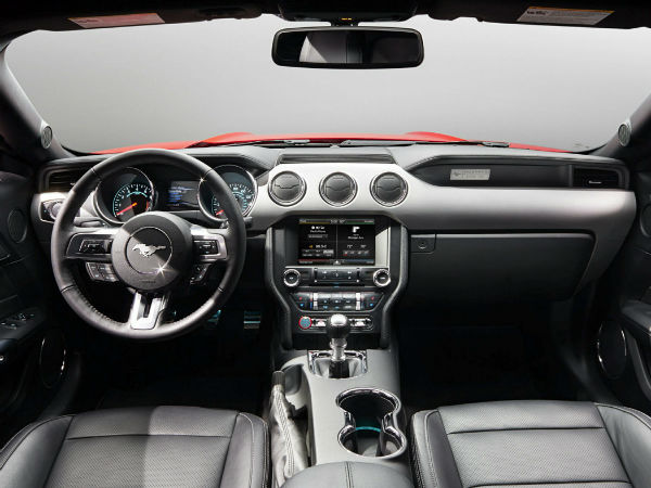 2017 Ford Mustang gt350 Interior