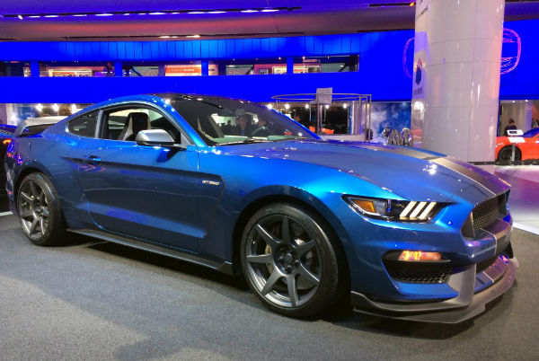 2017 Ford Mustang gt350 Shelby