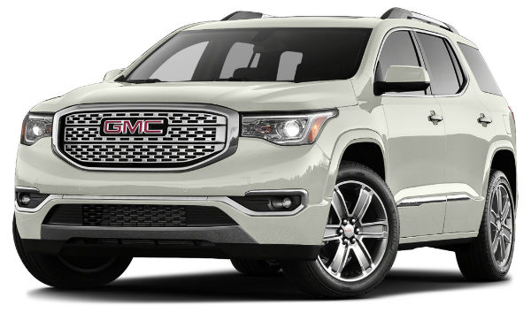 2017 GMC Acadia Denali Model