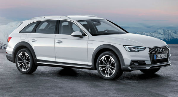 2017 Audi A4 Allroad USA