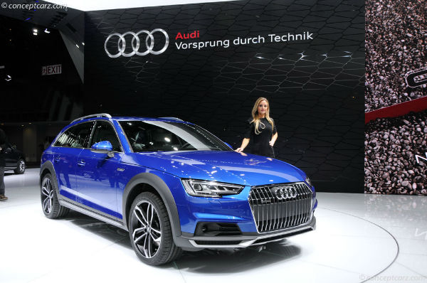 2017 Audi Allroad USA