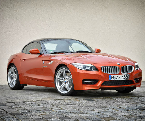 Bmw Z4 Convertible: Cars Magazine