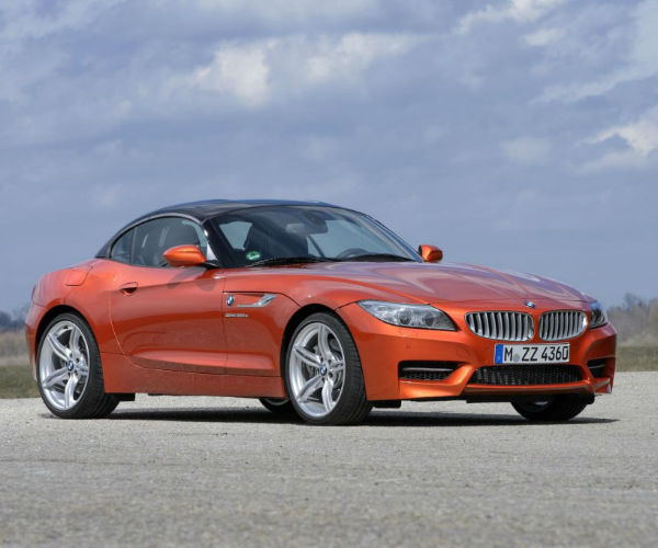 Bmw Z4 Convertible Price: Cars Magazine