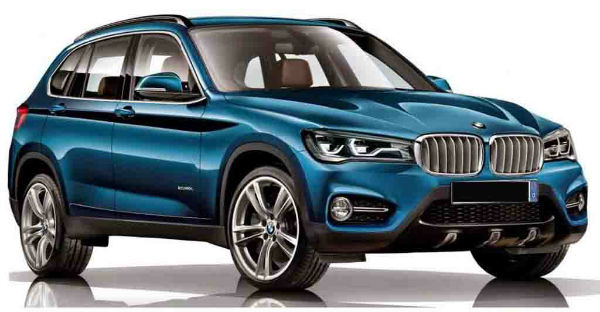 BMW X1 2017 Changes