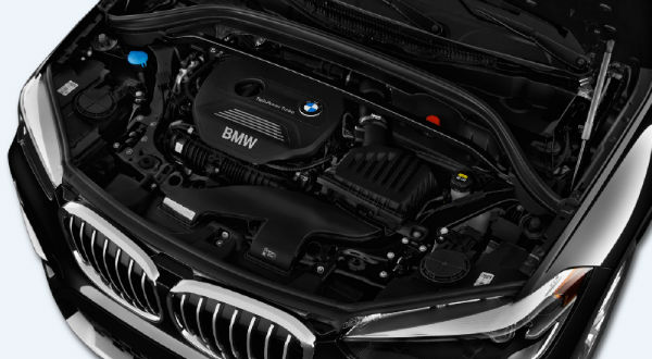 BMW X1 2017 Engine