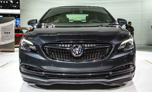 Buick Lcerne 2017