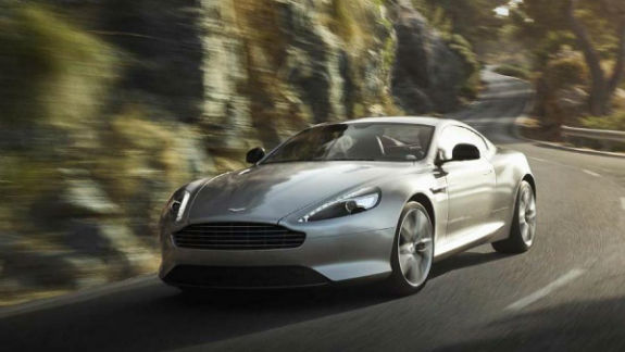 2017 Aston Martin DB9 Coupe