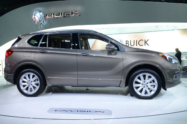 2017 Buick Envision Lease
