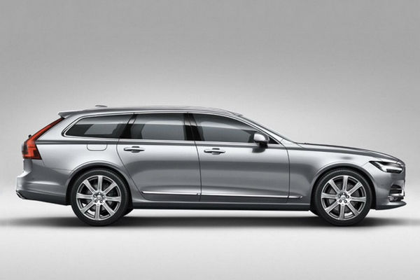 2017 Volvo V90 Estate