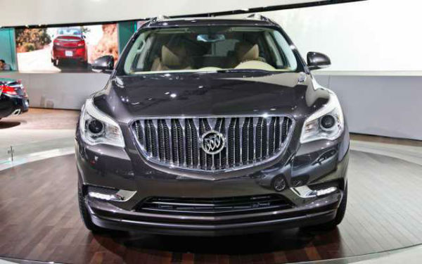 Buick Enclave 2017 Redesign