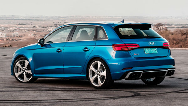 2017 Audi RS3 Hatchback