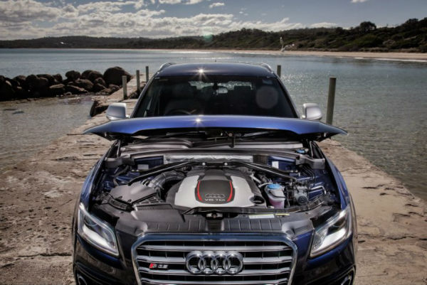 2017 Audi SQ5 Horsepower Engine