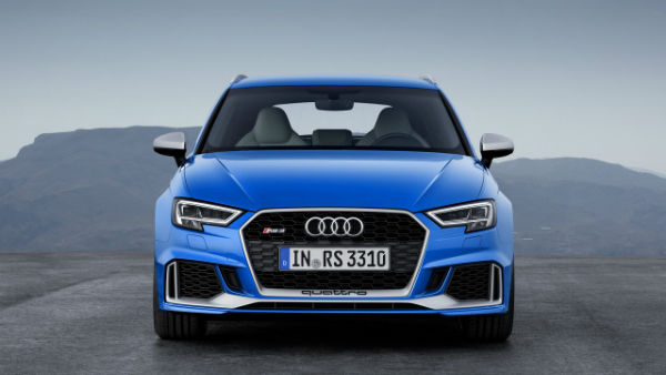 Audi RS3 2017 Facelift