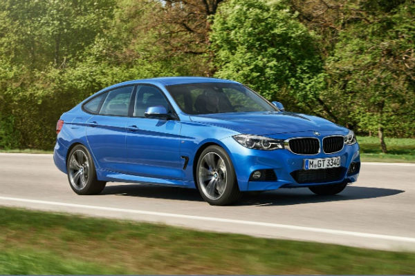2017 BMW 3 Series Hatchback