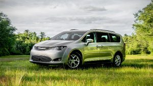 2017 Chrysler Pacifica Touring L Model