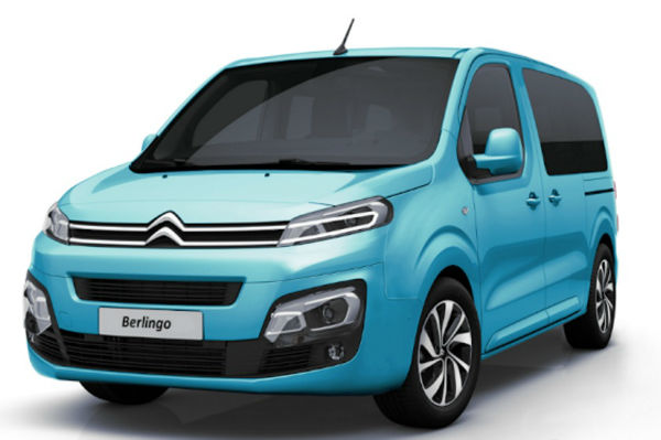 New Citroen Berlingo 2017