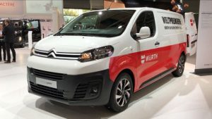 Citroen Jumper 2017