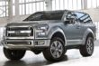 2020 Ford Bronco Images