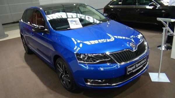 2019 Skoda Rapid Spaceback