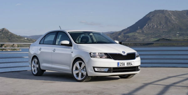 Skoda Rapid Spaceback 2019