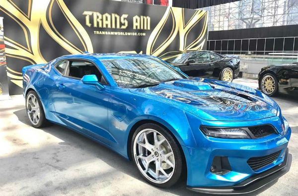 2019 Pontiac Trans AM Firebird