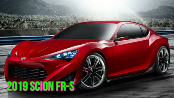 2019 Scion FRS Model