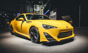 2019 Scion FRS TRD