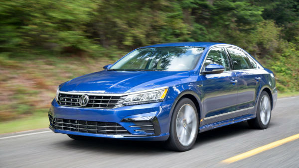 2019 VW Passat USA