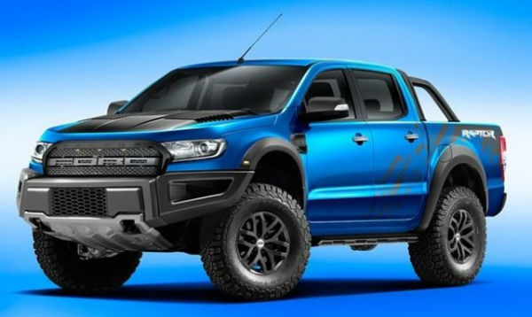 Ford Ranger 2019 Raptor