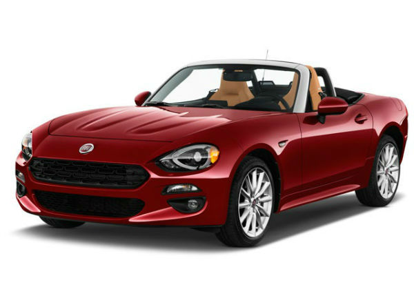 2019 Fiat 124 Coupe