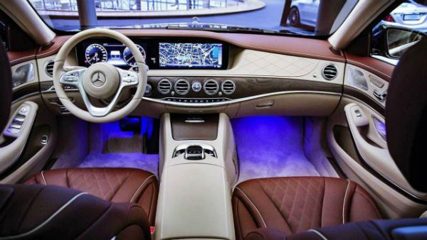 2019 Maybach S600 Interior