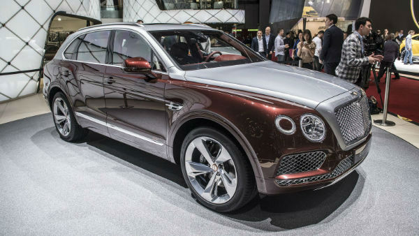 2019 Bentley SUV