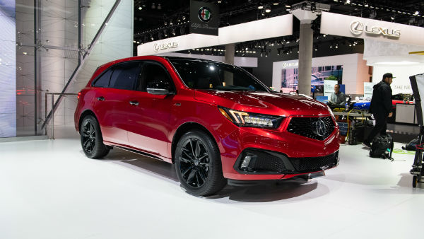 2020 Acura MDX MPC Edition