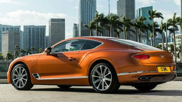 2020 Bentley Continental GT Coupe