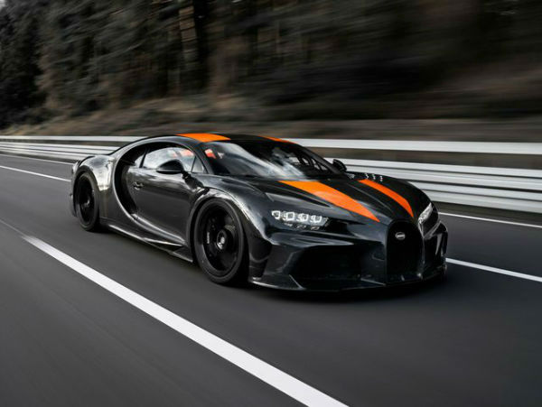 2020 Bugatti Veyron Top Speed
