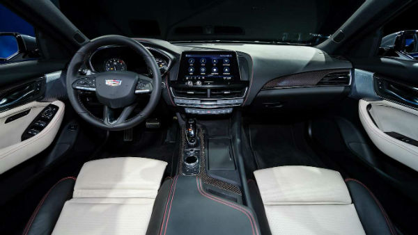 2020 Cadillac CT5 Interior