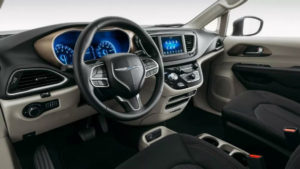 2020 Chrysler 200 Interior