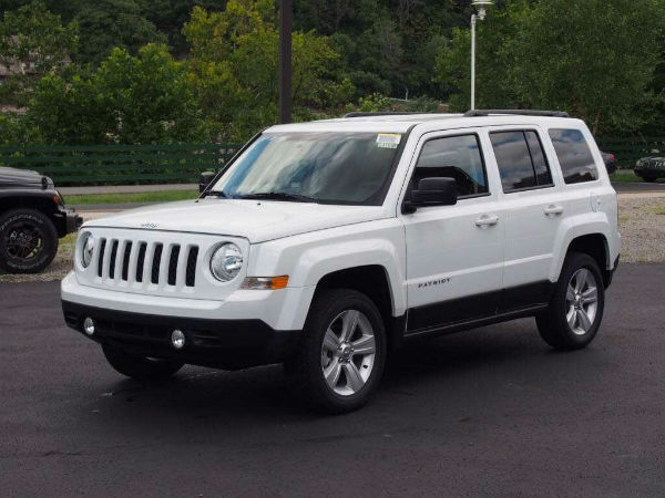 2020 Jeep Patriot 4X4