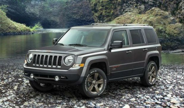 2020 Jeep Patriot Sport