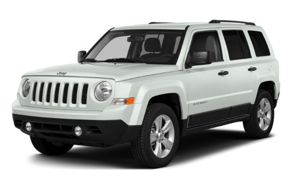2020 Jeep Patriot White