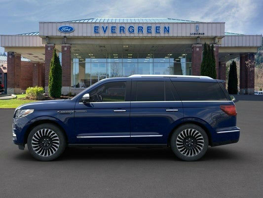2020 Lincoln Navigator Black Label