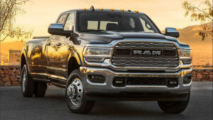 RAM 3500 2020 Limited